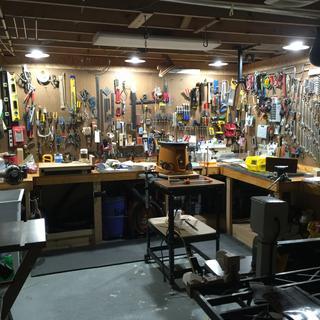 LED Shop Lights with Reflector Shrouds | Rockler Woodworking and Hardware & LED Shop Lights with Reflector Shrouds | Rockler Woodworking and ... azcodes.com