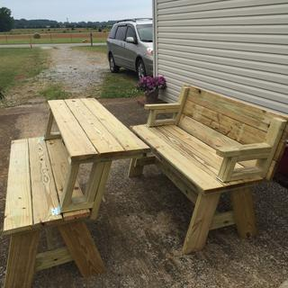 picnic convertable table review awesome bench watch youtube