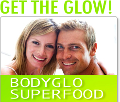 Get the glow! - Bodyglo superfood