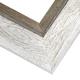 BWC4 Whitewash w/Driftwood Gray Frame
