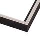 CF3 Black w/ Silver Frame