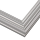 EMP3 Bright Silver Frame