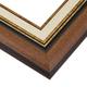 FRC13 Medium Walnut w/Natural Liner Frame