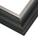 JCL3 Black Plum w/ Gilded Silver Lip Frame