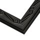 JGA2 Black Matte Stain w/ Nouveau Frame