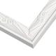JGA3 White Matte w/ Nouveau Frame