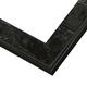 JGB2 Ornate Black Lacquer Stain Frame