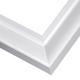 JGL3 White Lacquer Frame
