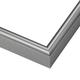 LUL4 Shiny Silver Frame