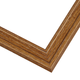 OK7 Dark Oak Frame
