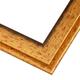 SH4 Burnished Gold Frame