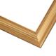 SLD6 Brushed Gold Frame