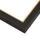 SLW17 Black w/Gold Frame