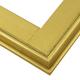 11PLT Gold Frame