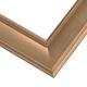 EWB10 Muted Gold Frame