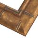 WX507 Antiqued Gold Frame