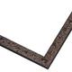 WX516 Antiqued Bronze Frame