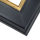 3PG Black w/ Gold Frame