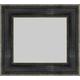 WX563 Espresso w/ Silver Frame