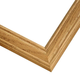 OK2 Natural Oak Frame