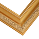 Gold Ornate Picture Frame