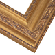 Antique Gold Wood Picture Frame