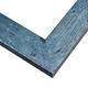 RSL6 Barnwood Blue Frame