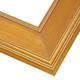 Gold Plein Air Wood Picture Frame