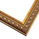 WX334 Gold Frame