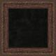 Cocoa Shadow Box W/Black Lining