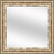 Natural Seashell Framed Mirror