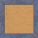 CW2 Cornflower Cork Bulletin Board