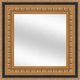 MQ14 Antique Gold w/ Black Mirror
