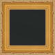 Ornate Gold Framed Chalkboard