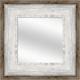 BWL3 Whitewash Mirror