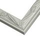 JBA2 Gilded Silver Leaf w/ Nouveau Frame