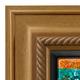 DVF11 Antiqued Gold Frame