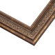 Slim Copper Wood Picture Frame