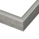 111SLV Shiny Silver Frame