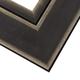 WX540 Black w/ Silver Frame