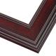 Mahogany Plein Air Wood Picture Frame