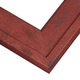 RSP5 Barnwood Red Frame