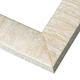 ELC5 White Cotton Husks Frame