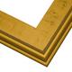 PL7 Gold Leaf Frame