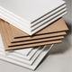 Corrugated Backing Board
