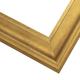 WX577 Brushed Gold Frame
