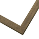 Warm Oak Wood Picture Frame