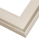 2PLP Whitewash Frame