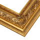 3BQ Antique Gold Frame
