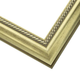 WX604 Gold Rope Frame